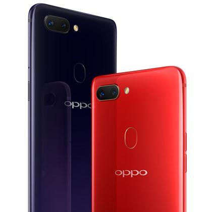 OPPO、FeliCa搭載「R15 Pro」と、大容量バッテリーの「R15 Neo」を発表