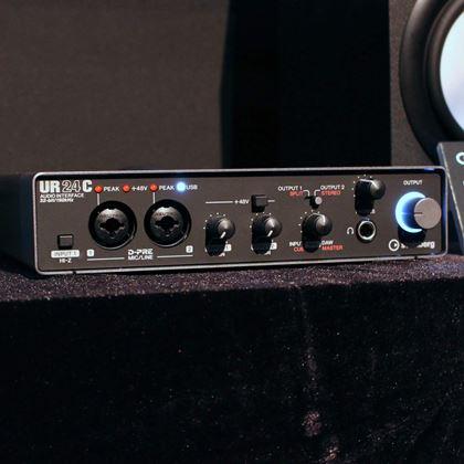Steinbergの最新USBオーディオIF「UR24C」も! ヤマハ2020年楽器新モデル一挙公開