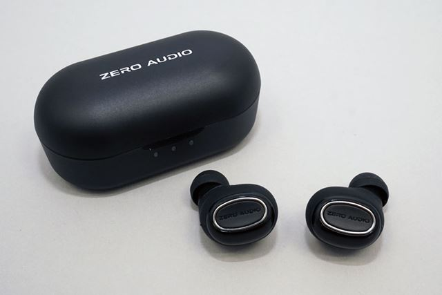 ZERO AUDIO「True Wireless ZERO TWZ-1000」