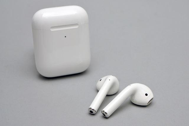 アップル「AirPods」(第2世代/Wireless Charging Caseモデル)