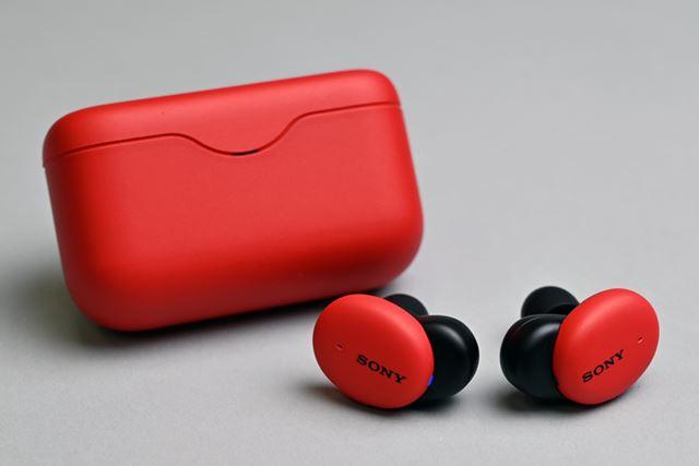 ソニー「h.ear in 3 WF-H800」