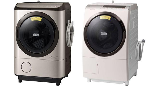 日立「ヒートリサイクル 風アイロン ビッグドラム BD-SX110E」