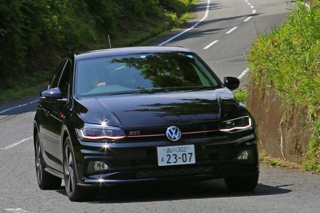 VWのホットハッチが熱い!up!とポロ、刺激的な2台のGTIを試乗