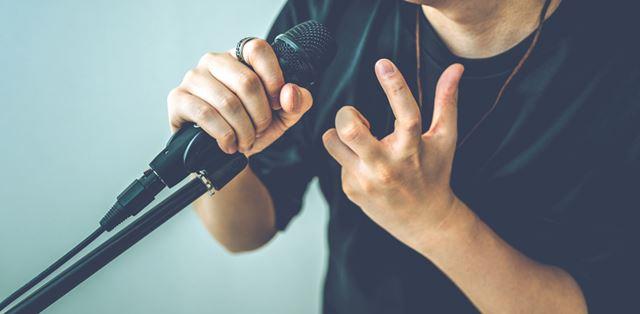 あなたの歌を出品できるかも(画像はイメージです)