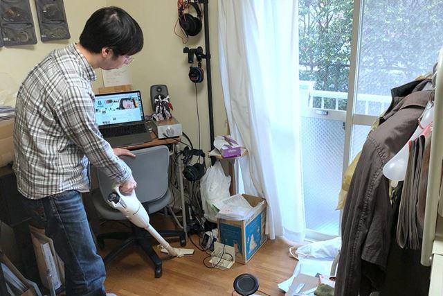 筆者は延長パイプなしを標準に運用しているが、そこは生活&お掃除のスタイル次第で