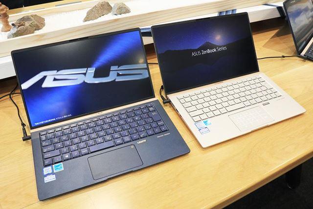 ZenBook 13のCore i3モデル