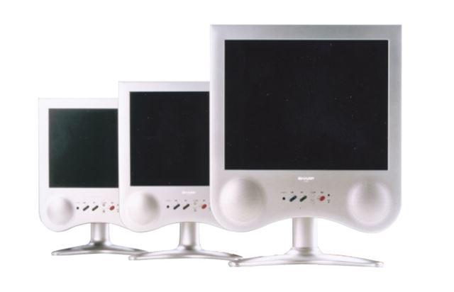 シャープ「AQUOS」初代モデル(LC-20C1/LC-15C1/LC-13C1)