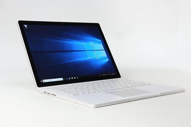 第8世代Core i5-8350U搭載モデルが加わった「Surface Book 2」