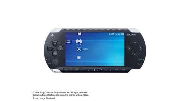 ソニー(SCE)「PSP(PlayStation Portable)」