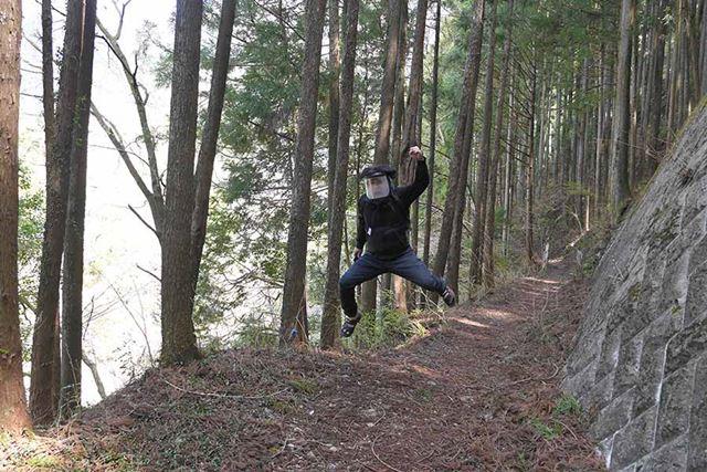 これでハイキングも楽しめる!?