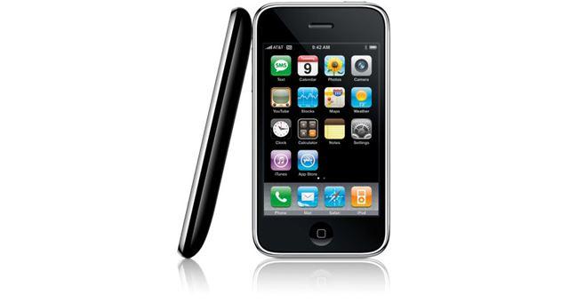アップル「iPhone 3G」。日本国内で発売された初の「iPhone」としてこの年登場した