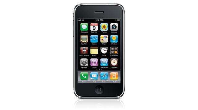 アップル「iPhone 3GS」。発売から全世界で100万台売れたとも言われるほど、iPhone人気を押し上げた1台