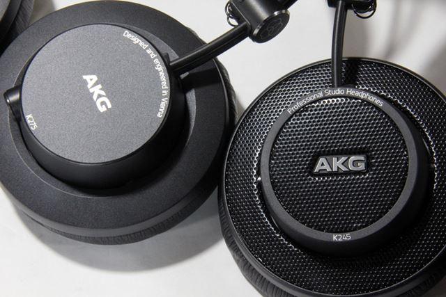 AKGの新世代プロフェッショナル向けスタジオモニターヘッドホン4製品を一気レビュー
