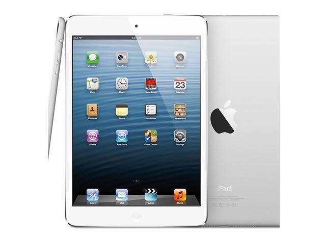 7.9インチの液晶ディスプレイを搭載した小型タブレット、アップル「iPad mini」