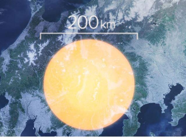 1機の「HAWK30」で直径200kmの通信範囲をカバーできる
