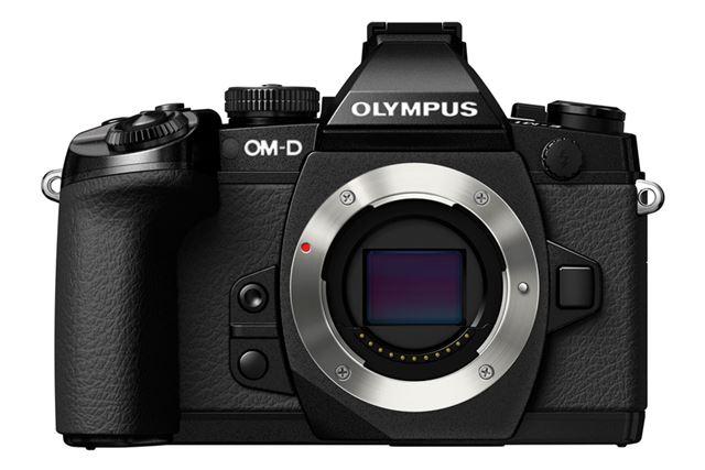 オリンパスのフラッグシップ機として登場したミラーレスカメラ「OLYMPUS OM-D E-M1」