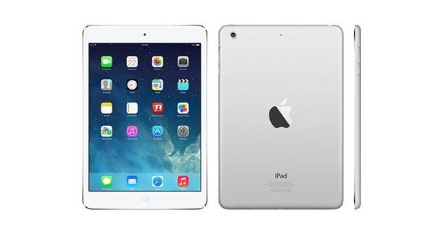 スリムになって人気が再燃した「iPad Air」