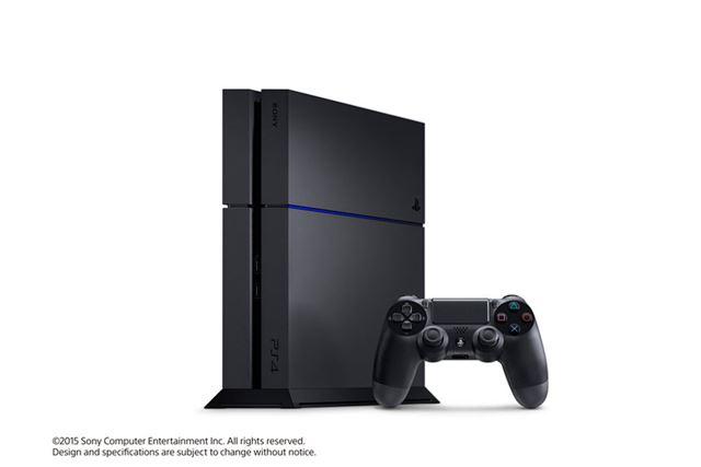 ソニー「PS4」。言わずもがなの、現在でも主力モデルとなるハイパフォーマンスのゲーム機だ