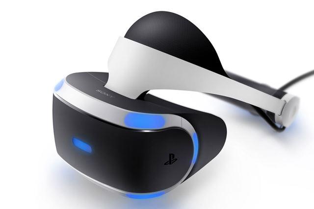 VRを一気に身近な存在にした、ソニー(SCE)「PlayStation VR」