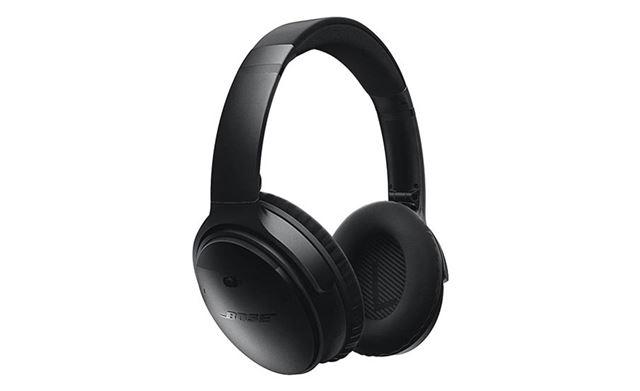 ノイズキャンセリング機能を備えたBOSEのワイヤレスヘッドホン「QuietComfort 35 wireless headphones」