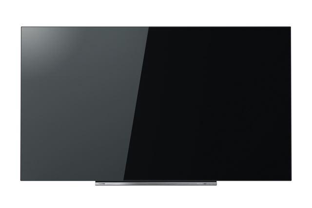 夏モデルの中では4Kチューナー搭載をいち早く宣言した東芝の有機ELテレビ「REGZA 55X920」