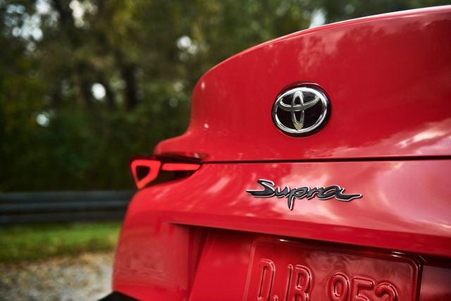 トヨタ 新型「スープラ」は、発売前からすでにRZの2019年モデルが完売していると言うことが少し残念だ