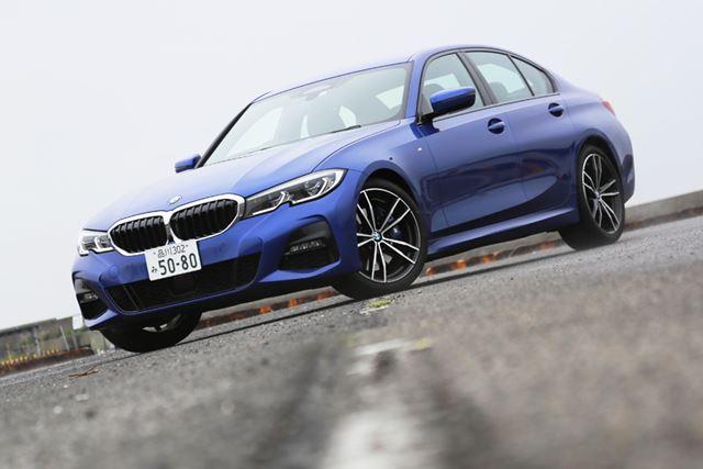 2019年3月9日に発売された、BMW 新型「3シリーズ」(7代目、G20)