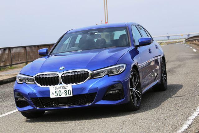 BMW 新型「3シリーズ」(330i M Sport)の外観イメージ