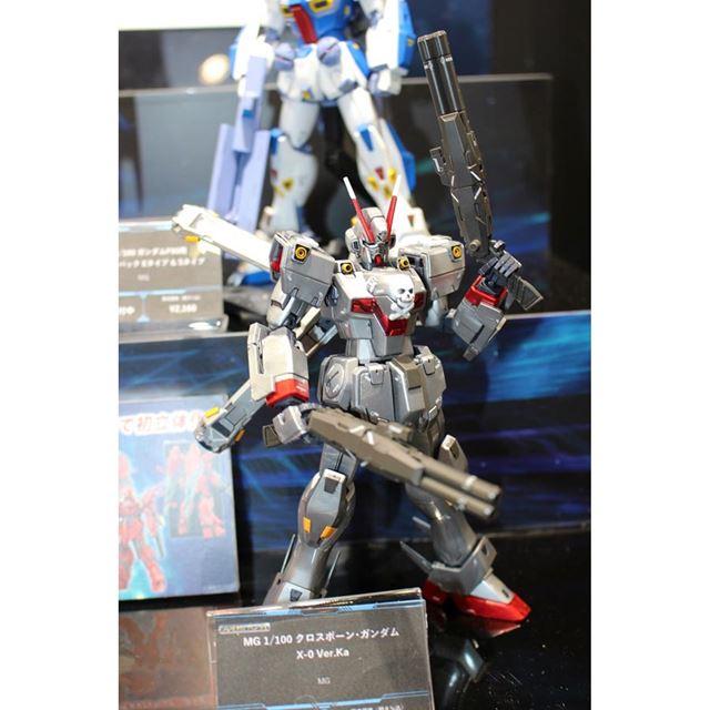 「MG 1/100 クロスボーン・ガンダム X-0 Ver.Ka」