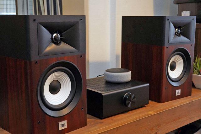 JBL「STAGE A130」と「Echo Link Amp」によるシステム
