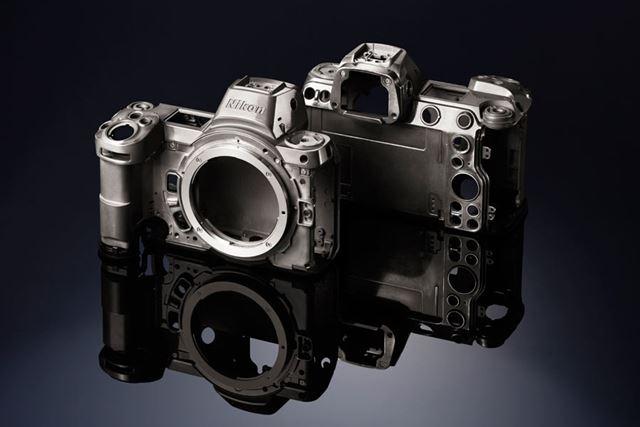 EOS R、Z 6はフルマグネシウム合金ボディを採用(画像はZ 6)