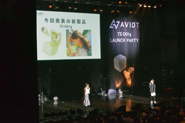 バリュートレードの西亮太氏による新製品の解説