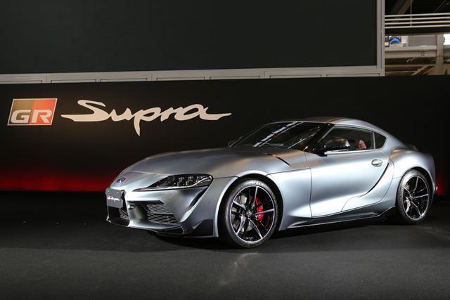 5代目となるトヨタ 新型「スープラ」が、2019年5月17日に日本での発売を開始した