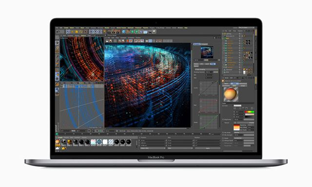 8コアモデルはこれまでの「MacBook Pro」で最も処理性能が高い