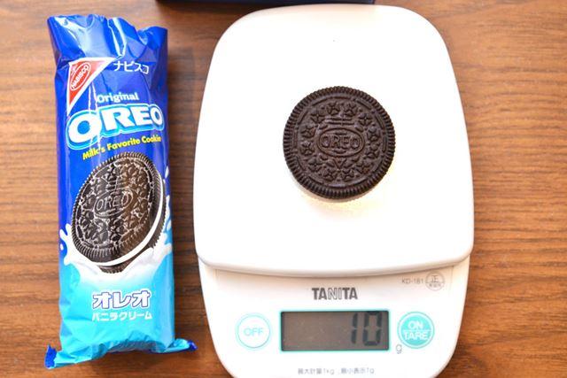 1枚当たりの重量は10g