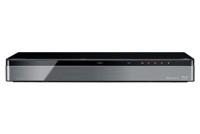 最大7チャンネルの全録に対応した3TBブルーレイレコーダー「REGZAタイムシフトマシン DBR-M3009」
