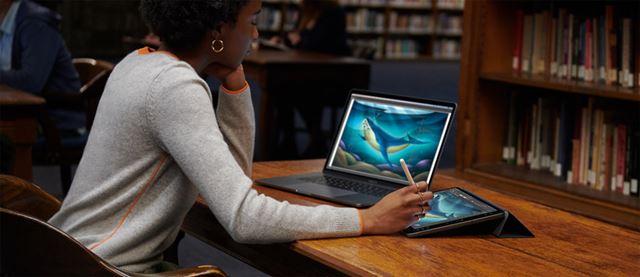 SidecarはiPadをペンタブレットのように使える新機能