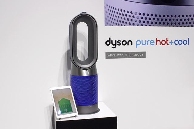 扇風機+空気清浄機+ヒーターを実現したダイソン「Pure Hot+Cool」