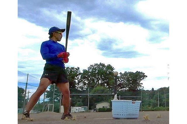 草野球をはじめたことで、年齢と身体能力の低さにあらがう楽しさに目覚めた筆者