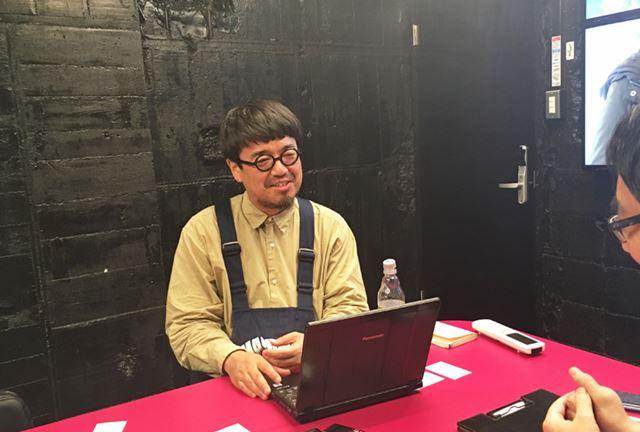 ご自身もビンテージ漫画のコレクターである辻中さん