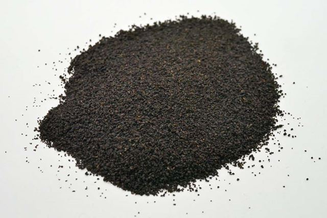「プルーム・テック」に採用されているタバコ葉は顆粒状にしている