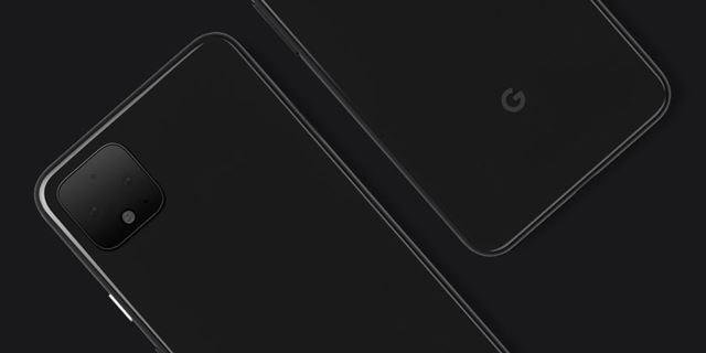 Googleが公開した「Pixel 4(仮)」のティザー画像