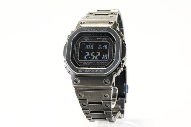 G-SHOCK「GMW-B5000V-1JR」。公式サイト価格は118,800円(税込)
