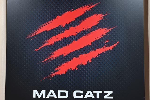 Mad Catzが再上陸!手の大きさに合わせてカスタマイズできる「R.A.T.」シリーズマウスを投入