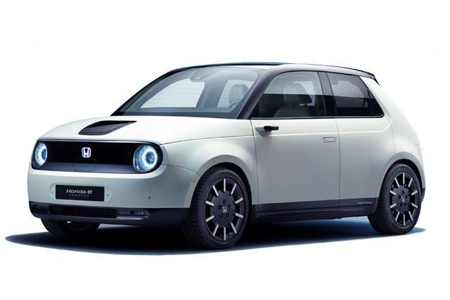 欧州ではすでに予約受注を開始している、ホンダの電気自動車「Honda e」