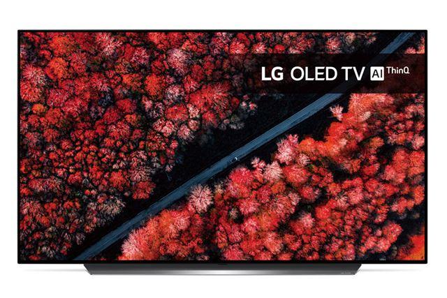 LGエレクトロニクス「LG OLED TV 55C9PJA」
