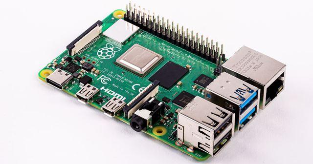 新モデル「Raspberry Pi 4 Model B」は、メモリーの容量別に3種類が用意されます