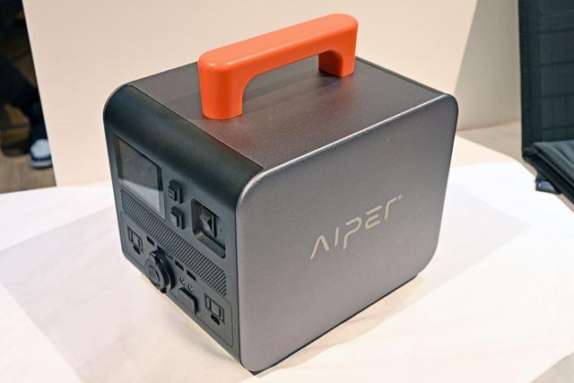 「ELECTRO」。定格出力500W/容量150000mAhで、価格は68,800円