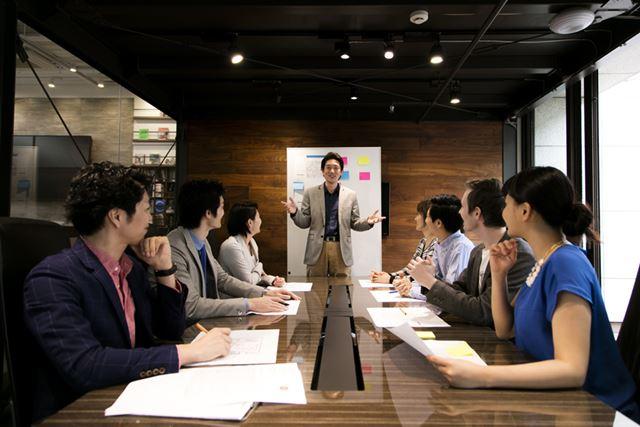 ファシリテーターのスキルで、会議の生産性が変わります