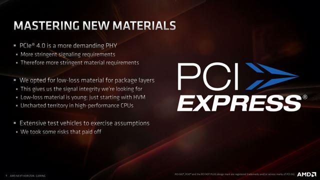 PCI Express 4.0にいち早く対応した点もポイント